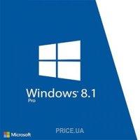 Фото Microsoft Windows 8.1 Профессиональная 32 bit Английский1 License для 1 ПК OEM (коробочная версия) (FQC-06987)