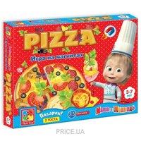 Фото Vladi Toys Юный повар Пицца (VT3003-01)