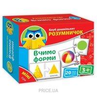 Фото Vladi Toys Учим формы укр. язык (VT1309-05)
