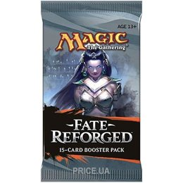 Фото Wizards of the Coast Magic: The Gathering. Fate Reforged (рус) (бустер) (782207)