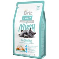 Фото Brit Care Cat Missy for Sterilised 2 кг
