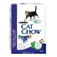 Фото Cat Chow Special Care 3 in 1 0,4 кг