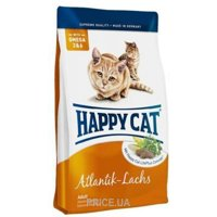 Фото Happy Cat Atlantik-Lachs 10 кг