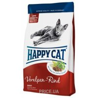 Фото Happy Cat Voralpen-Rind 10 кг
