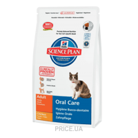 Фото Hill's Science Plan Feline Adult Oral Care курица 5 кг