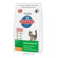 Фото Hill's Science Plan Feline Kitten Healthy Development Chicken 5 кг