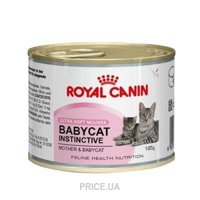 Фото Royal Canin Babycat Instinctive 0,195 кг