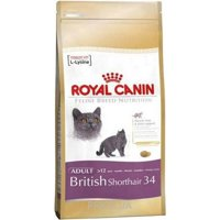 Фото Royal Canin British Shorthair 34 Adult 10 кг