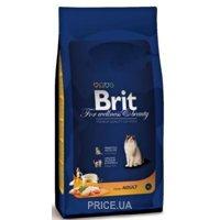 Фото Brit Premium Cat Adult Chicken 0,3 кг
