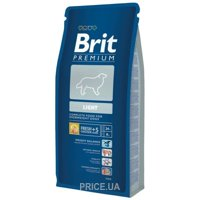 Фото Brit Premium Light 3 кг