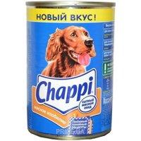 Фото Chappi мясное изобилие 0,4 кг
