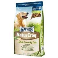 Фото Happy Dog NaturCroq Lamb and rice 15 кг