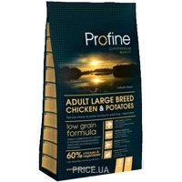 Фото Profine Adult Large Breeds Chicken & Potatoes 3 кг