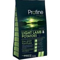 Фото Profine Adult Light Lamb & Potatoes 15 кг
