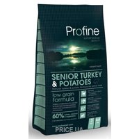 Фото Profine Senior Turkey & Potatoes 3 кг