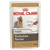 Фото Royal Canin Yorkshire Terrier Adult 0,085 кг