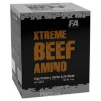 Фото FA Nutrition Xtreme Beef Amino 300 tabs
