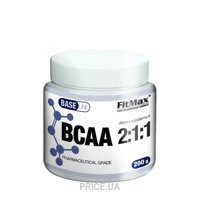 Фото FitMax Base BCAA 2-1-1 200g (40 servings)