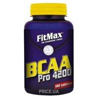 Фото FitMax BCAA Pro 4200 120 tabs