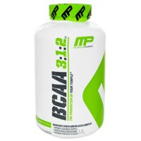 Фото MusclePharm BCAA 3:1:2 240 caps