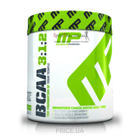 Фото MusclePharm BCAA 3:1:2 Energy Powder 231g