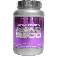 Фото Scitec Nutrition Amino 5600 1000 tabs