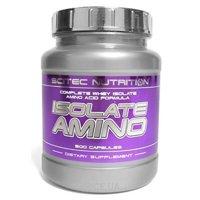 Фото Scitec Nutrition Isolate Amino 500 caps