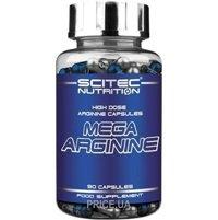Фото Scitec Nutrition Mega Arginine 90 caps