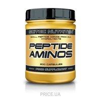 Фото Scitec Nutrition Peptide Aminos 200 caps
