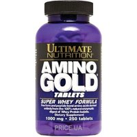 Фото Ultimate Nutrition Amino Gold Tablets 250 tabs