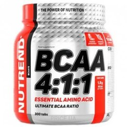 Фото Nutrend BCAA 4:1:1 300 tabs