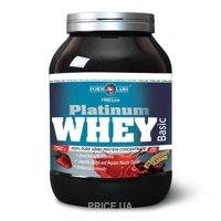 Фото Form Labs Platinum Whey Basic 900 g (30 servings)
