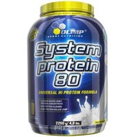 Фото Olimp System Protein 80 2200 g (63 servings)