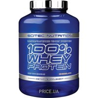 Фото Scitec Nutrition 100% Whey Protein 2350 g