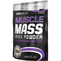 Фото BioTech Muscle Mass 1000g (14 servings)