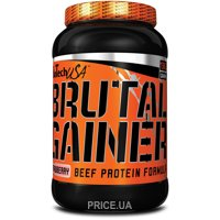 Фото BioTech Brutal Gainer 1362 g (9 servings)