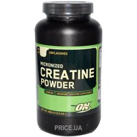 Фото Optimum Nutrition Micronized Creatine Powder 300 g (60 servings)