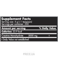 Фото Scitec Nutrition Creatine 100% Pure 1000 g (200 serv)