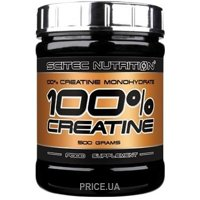 Фото Scitec Nutrition Creatine 100% Pure 500 g (100 serv)