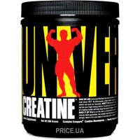 Фото Universal Nutrition Creatine Powder 200 g