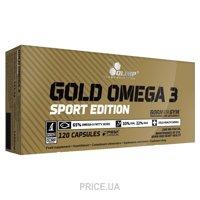 Фото Olimp Gold Omega 3 Sport Edition 60 caps