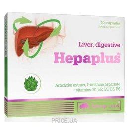Фото Olimp Labs Hepaplus 30 caps