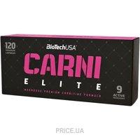 Фото BioTech Carni Elite 120 caps