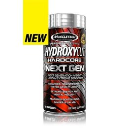 Фото MuscleTech Hydroxycut Hardcore Next Gen 100 caps