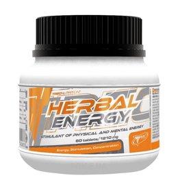 Фото TREC Nutrition Herbal Energy 60 tabs