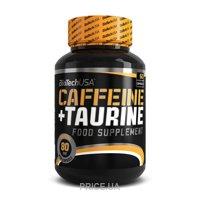 Фото BioTech Caffeine & Taurine 60 caps