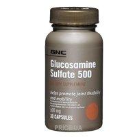 Фото GNC Glucosamine Sulfate 500 mg 90 caps