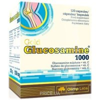 Фото Olimp Labs Gold Glucosamine 1000 120 caps