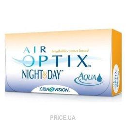 Фото Ciba Vision AIR OPTIX NIGHT & DAY AQUA