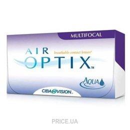 Фото Ciba Vision AIR OPTIX Aqua Multifocal